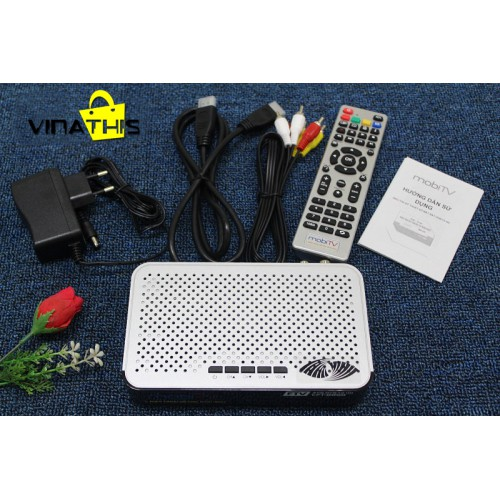 ĐẦU THU KTS DVB-T2 - MODEL FTV CỦA MOBITV