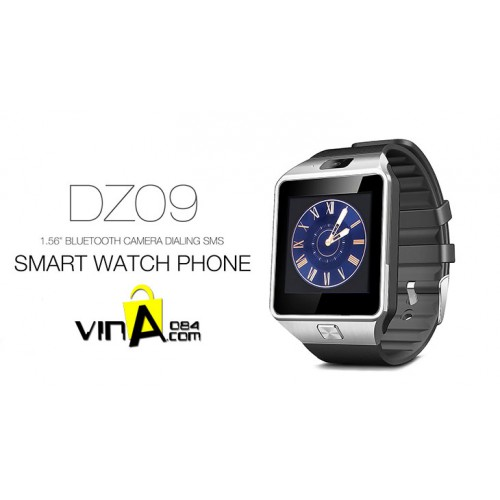Đồng Hồ Thông Minh Smartwatch DZ-09 gọi điện trực tiếp