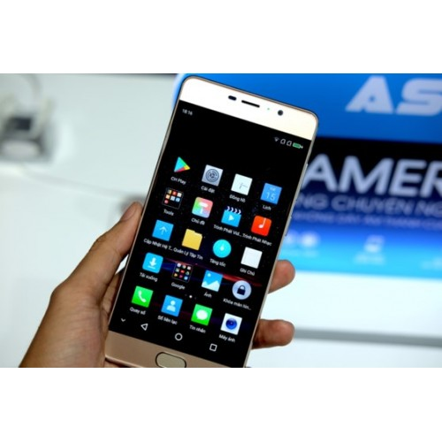 Asanzo S5 điện thoại thông minh giá rẻ của Asanzo