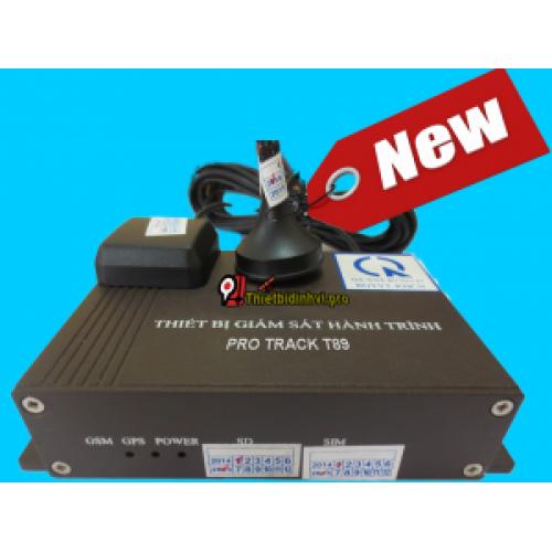 Thiết bị định vị hợp chuẩn cục đường bộ PRO-TRACK T89
