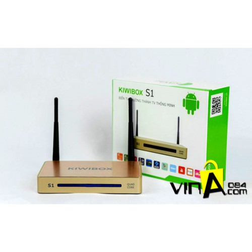 Android Tivi Box Kiwibox S1