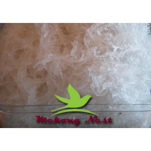 Tổ yến Mekong đã tinh chế làm sạch lông