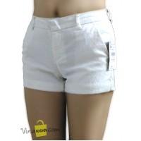 Quần Short nữ Zara Kaki - Màu trắng